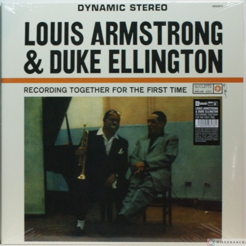 Виниловая пластинка Louis Armstrong - Recording Together For The First Time With Duke Ellington (1961)