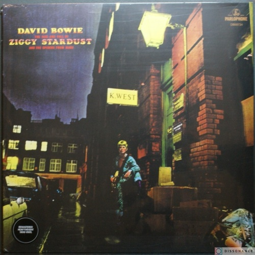 Виниловая пластинка David Bowie - Rise And Fall Of Ziggy Stardust (1972)