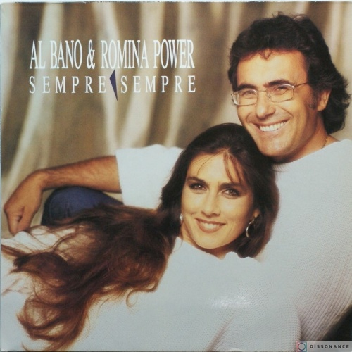 Виниловая пластинка Al Bano And Romina Power - Sempre Sempre (1986)