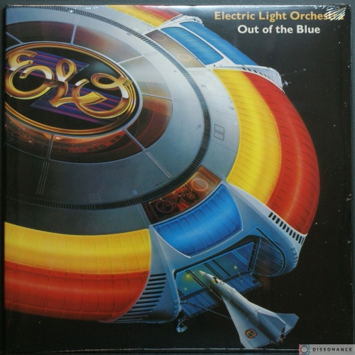 Виниловая пластинка Electric Light Orchestra - Out Of The Blue (1977)