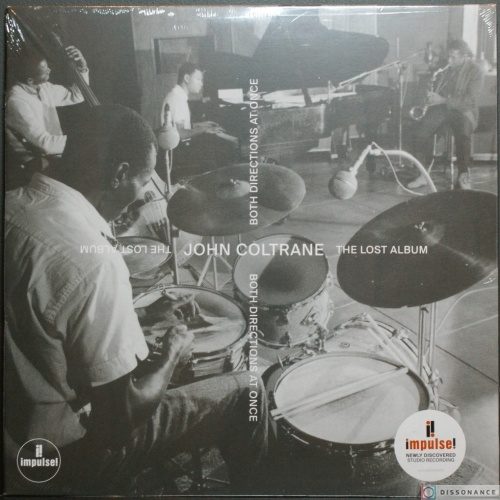 Виниловая пластинка John Coltrane - Both Directions At Once The Lost Album (1963)