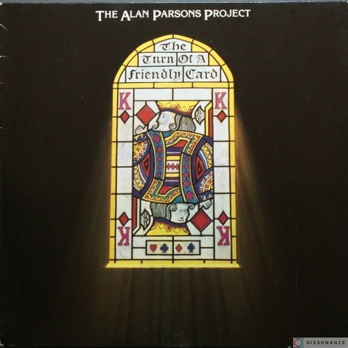 Виниловая пластинка Alan Parsons Project - Turn Of A Friendly Card (1980)