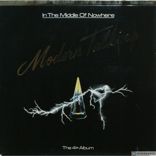 Виниловая пластинка Modern Talking - InThe Middle Of Nowhere (1986)